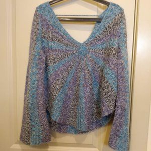 Free People Acrylic Sweater Size Small